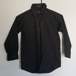 George black shirt